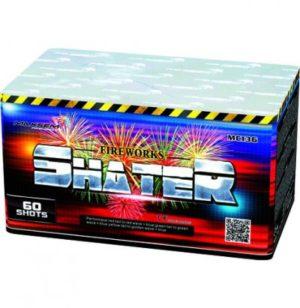 Батарея салютов SHATER mc 136 Фейерверк для свадьбы