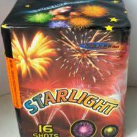 Батарея салютов STARLIGHT