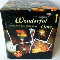 Батарея салютов WONDERFUL TIME GWM6361