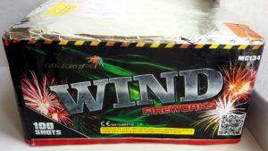батарея салютов WIND MC134 купить в минске с доставкой