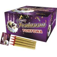 Тортовые свечи FONTANA TORTOWA