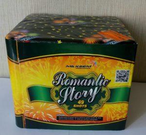 Батарея салютов PROMANTIC STORY GP506 купить с доставкой