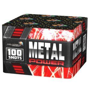 Батарея салютов METAL POWER SB-100-01 купить в минске