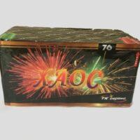 Батарея салютов Хаос TKB 076 купить салют фейервек в минске