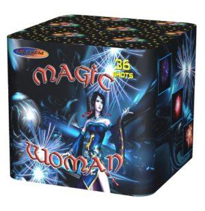 Батарея салютов MAGIC WOMAN MC175-36 купить на новый год