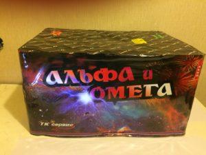 Батарея салютов Альфа и Омега TKB988 Купить в минске с доставкой