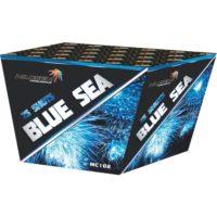 Батарея салютов BLUE SEA