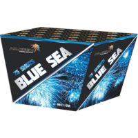 Батарея салютов BLUE SEA MC 102 фейерверк в Минске