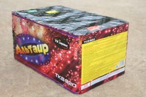 Батарея салютов Альтаир TKB 920 Купить фейерверк в Минске
