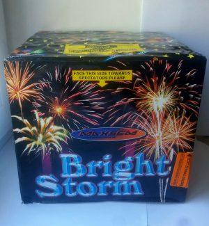 Батарея салютов BRIGHT STORM GP513 купить салют с доставкой