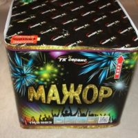 Батарея салютов МАЖОР TKB993 купить в Минске с доставкой
