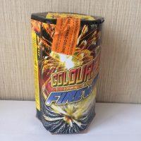 Батарея салютов COLOURFUL FIREWORKS