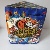Батарея салютов ANGRY TIGER